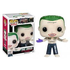Funko Pop Heroes Esquadrão Suicida - The Joker