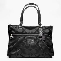 DAISY SIGNATURE TOTE  style: I have it in blue!