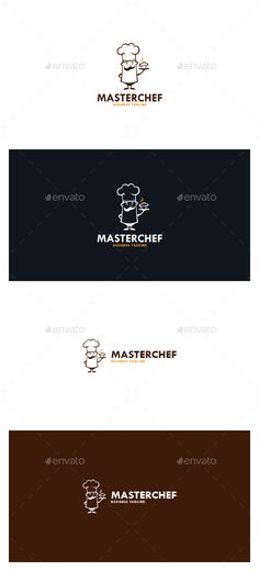 The Chef Logo Template Chef logo, Logo design template and Logo - chef templates