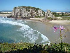 Guarita Beach - Torres - Rio Grande do Sul Brasil