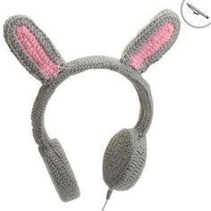 Bunny headphones