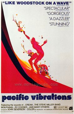 Pacific Vibrations Movie Posters From Movie Poster Shop