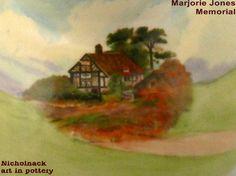 Royal Doulton English Cottages Morning