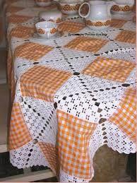 Resultado de imagem para toalhas de mesa de jantar em croche