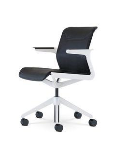 Allsteel Clarity Chair - www.ofw.com/pinterest