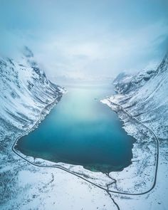 Even Tryggstrand • @eventyr • Landscapes of Norway