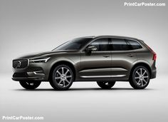 nuove volvo 2018. beautiful volvo volvo xc60 2018 poster and nuove volvo