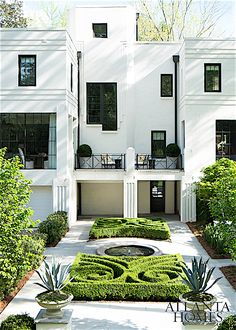 Renovated 1930s home is believed to be the only Art Deco style home in Atlanta