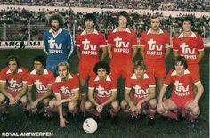 1979-1980 | Wedstrijd onbekend.