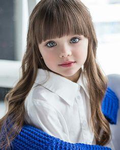 Anastasia Knyazeva - Buscar con Google Cute Little Baby Girl, Cute Young Girl, Beautiful Little Girls, The Most Beautiful Girl, Beautiful Children, Beautiful Babies, Cute Baby Pictures, Girl Pictures, Little Kid Fashion