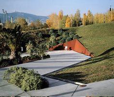 Jardín Botánico de Barcelona OAB – FERRATER  ASOCIADOS, JOSEP LLUÍS CANOSA I MAGRET, ISABEL FIGUERAS