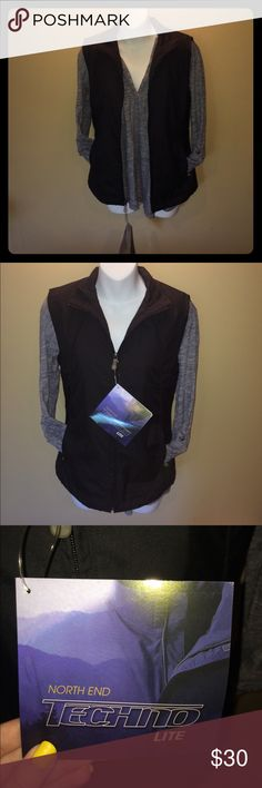 North End Techno Lite Vest BNWT North End Ladies Vest. Perfect for the outdoors! North End Tops