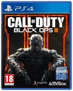 Call of Duty Black Ops 3 (Playstation 4)