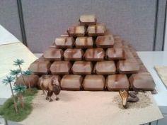 Tons of tutorials for 3D pyramids!
