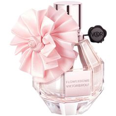 Viktor & Rolf 'Flowerbomb' Couture Eau de Parfum (1.468.390 IDR) ❤ liked on Polyvore featuring beauty products, fragrance, perfume, beauty, makeup, parfum, fillers, blossom perfume, flower fragrance and parfum fragrance
