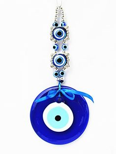 Blue Evil Eye Hanging for Protection (With a Betterdecor ... https://www.amazon.com/dp/B00T5TCJIS/ref=cm_sw_r_pi_dp_x_rKkLybC7JWT56
