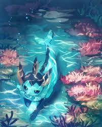 Image result for pokemon under water habitat