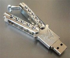 Butterfly USB Drive