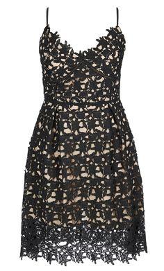 So Fancy Dress - Dresses   City Chic USA