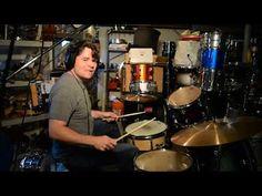 THE * JOHN BONHAM ENGINE * DRUM LESSON * Bonzoleum Drum Channel - YouTube