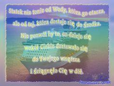 statek nie tonie od wody www.jasnowidzjacek.blogspot.com