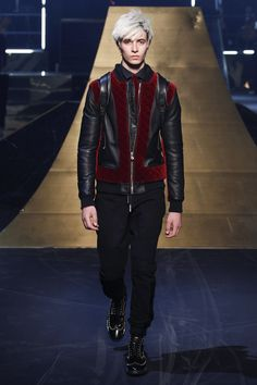 Philipp Plein Fall 2016 Menswear Fashion Show