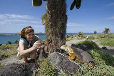 The beautiful Galapagos Islands!