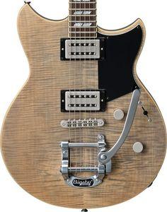 Revstar 720B electric guitar, Ash Grey