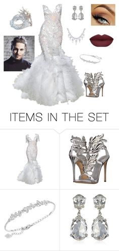 """Quione 2"" by tulipfiore ❤ liked on Polyvore featuring art"
