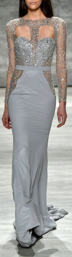 Idan Cohen Fashion and Designer Style Estilo Fashion, Grey Fashion, Runway Fashion, Fashion Design, Beautiful Gowns, Beautiful Outfits, Ballerinas, Dress Outfits, Dress Up