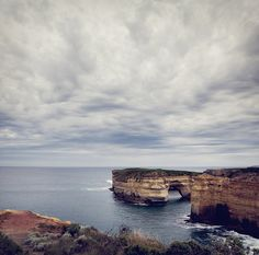 Loch Ard Gorge in Port Campbell National Park, Victoria, Australia