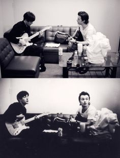 ★ Richey and James ★ / From Google