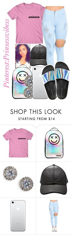 """""""Follow Me (I'll Follow Back)✨"""" by guwapshawty ❤ liked on Polyvore featuring Nadri and Aéropostale"""