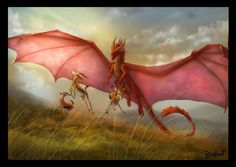 Akulatraxas by rivalmit on DeviantArt Fantasy Dragon, Dragon Art, Fantasy Art, Magical Creatures, Fantasy Creatures, Dnd Dragons, Legendary Creature, Dragon Pictures, Wings Of Fire
