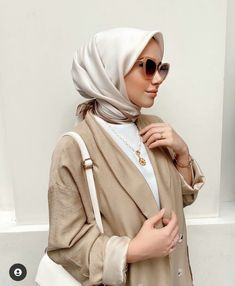 Niqab Fashion, Modest Fashion Hijab, Modern Hijab Fashion, Casual Hijab Outfit, Hijab Fashion Inspiration, Hijab Chic, Muslim Fashion, Casual Outfits, Fashion Outfits