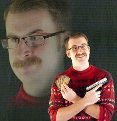 Larry. Gansta Accountant of  Des Moines, Iowa.