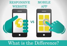 Responsive website and a Mobile App both offer benefits, but should one be prioritized over the other? Know which one can help you to drive potential customer