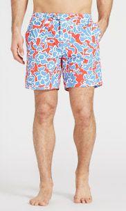 c777f2164d Amalfi Board Short - Blue #Bonobos Preppy Outfits, Preppy Clothes, Swim  Shorts,