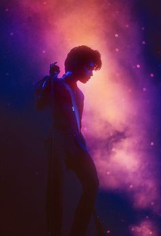 "holy-prince: """"The music pretty much speaks for me, i'm pretty open with my music i've always been so your gonna know more about me through that then me sitting down and talking Rest in peace Prince Rogers Nelson (1958-2016) "" """