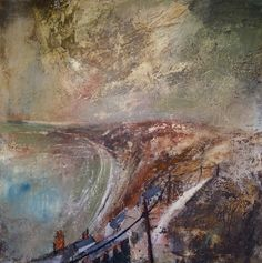New Blood Art | Ogmore-By-Sea - Vale of Glamorgan by Peter Kettle | Buy Original Art Online | Artworks by Emerging Artists for Sale