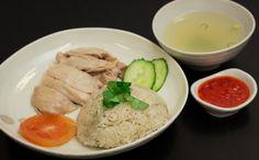 Hainanese Chicken Rice - Asian Inspirations