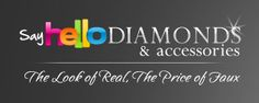 Say Hello Diamond's Pantina Diamond Veneer Stud Earrings Review - Life's Cheap Thrills