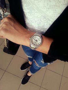Denim & time