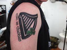 lovely irish tattoo 25 Fantastic Irish Tattoos For Men