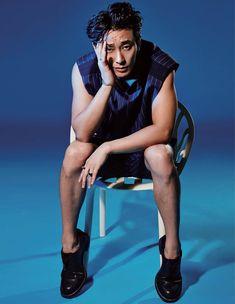 Joo Ji Hoon - Elle Magazine July Issue '14