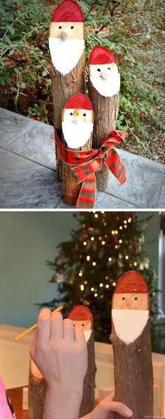 Rustic Christmas Decor Ideas on a Budget0042