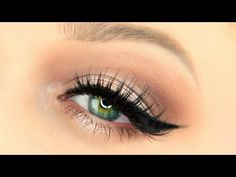 SMOKEY ROSE GOLD MAKEUP TUTORIAL | Morphe 35O Palette - YouTube