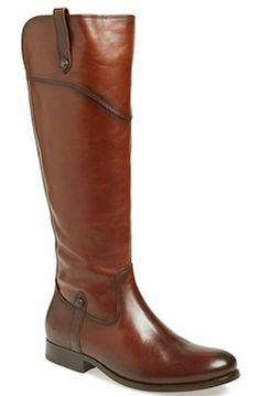 Loving these Frye riding boots