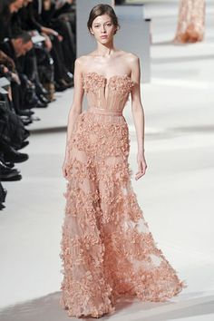 Elie Saab SP2011 - if only I had a fabulous occasion to wear it... oh, and money.