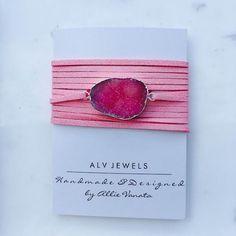Wrap bracelet by ALV jewels